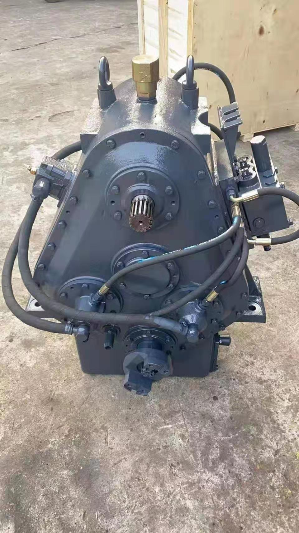 Loader Gearbox Featured Image