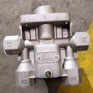 China Cheap price Spring Tension Rod Bracket -