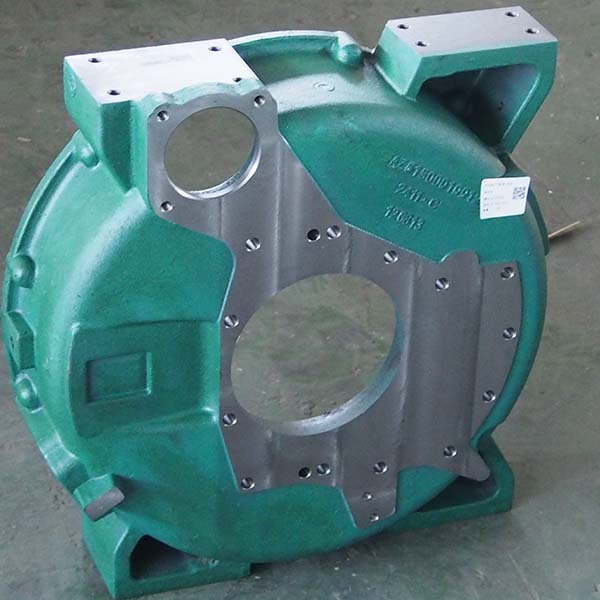 Well-designed Precision Casting Parts - Flywheel housing – Quanlee