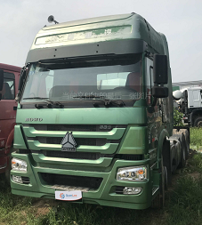 Used tractor 002–BA578548 Tractor 6✖4 style 10-green