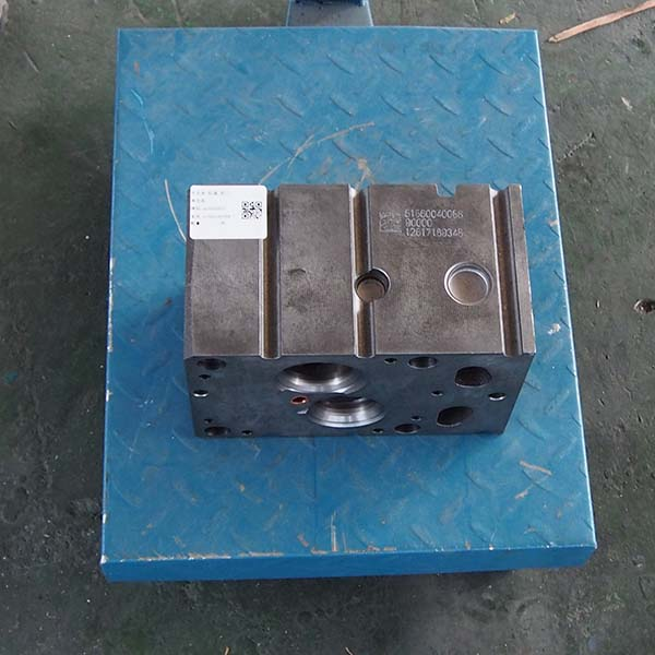 One of Hottest for Heavy Truck Power Steering Pump - Cylinder head – Quanlee