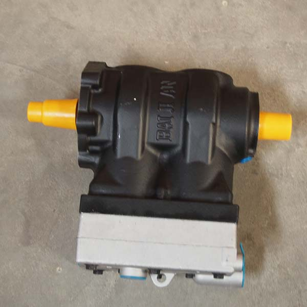 Double cylinder air compressor Featured Image